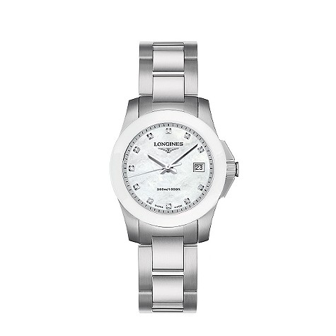 Longines Conquest ladies