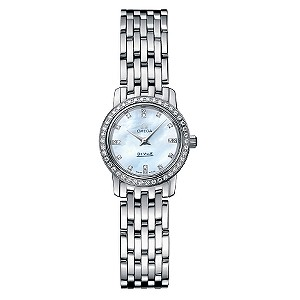 Omega De Ville ladies' bracelet watch - Product number 6095178