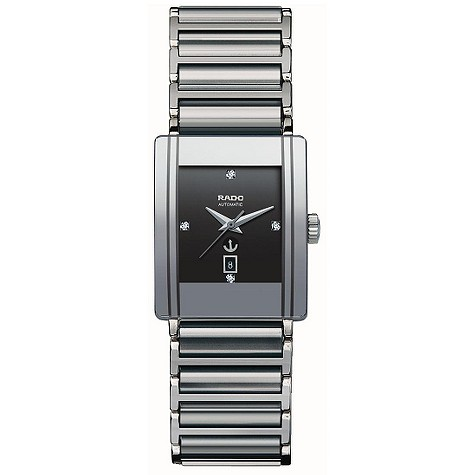 Rado Integral men's bracelet watch