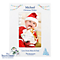 The Snowman and the Snowdog White 6x4 Photo Frame - Product number 6095437
