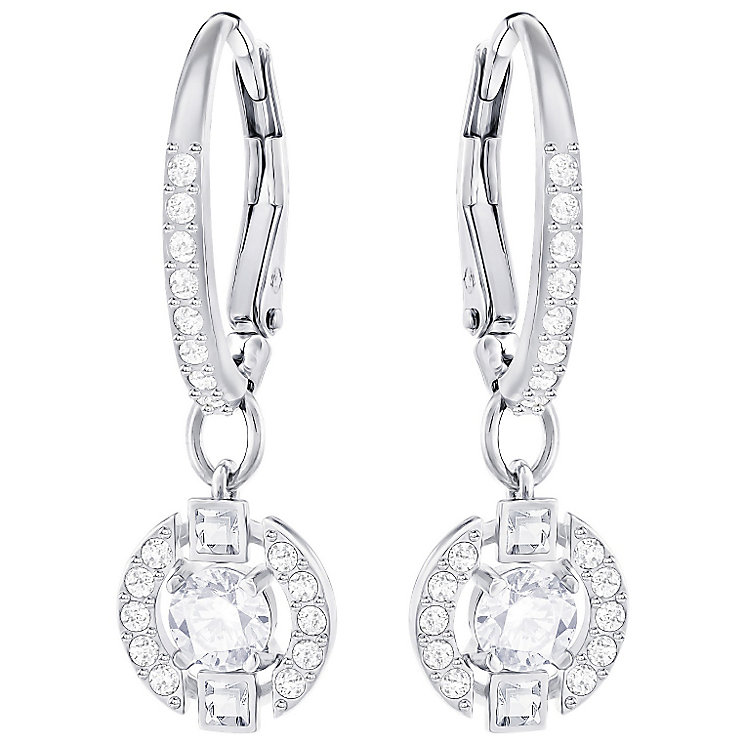Swarovski Sparkling Dance Crystal Drop Earrings - Product number 6100430