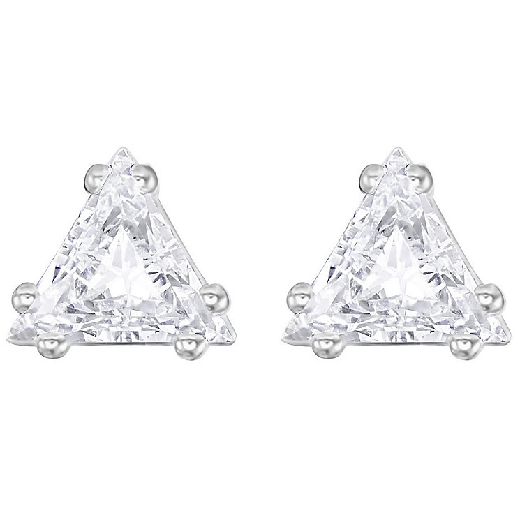 Swarovski Attract Triangle Stud Earrings - Product number 6100481