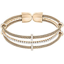 Swarovski Gate Rose Gold Plated Bangle - Product number 6100813
