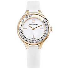 Swarovski Lovely Crystals Ladies' Rose Gold Plated Watch - Product number 6101291