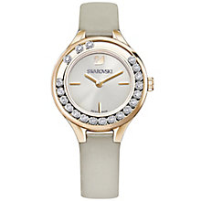 Swarovski Lovely Crystals Ladies' Rose Gold Plated Watch - Product number 6101305