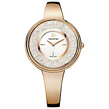 Swarovski Crystalline Pure Ladies' Rose Gold Plated Watch - Product number 6101321