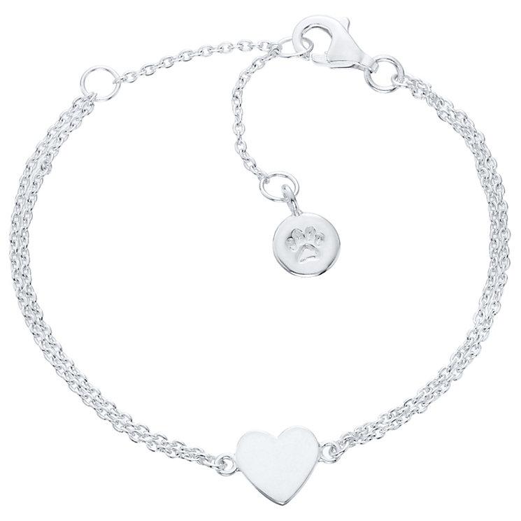 molly brown sterling silver charm bracelet h samuel