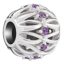 Chamilia Twisted Ribbons Sterling Silver Bead - Product number 6128297