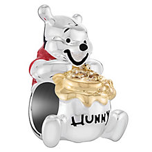 Chamilia Disney Winnie The Pooh Pooh Beah Bead - Product number 6128335