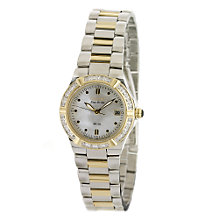 Citizen Ladies' Eco Drive Bracelet Watch With 24 Diamonds - Product number 6136435