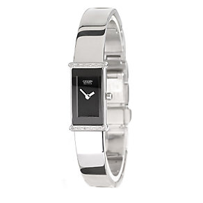 Citizen Ladies' 12 Diamond Stainless Steel Bracelet Watch - Product number 6136524