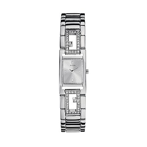 Guess Ladies Stainless Steel Bracelet Watch