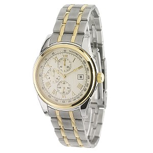 Sekonda Men's Multi Dial Stainless Steel Bracelet Watch
