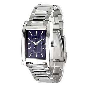 Men Stainless Steel Bracelet Watch