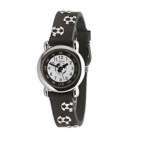 JK Black Football Watch - Product number 6141420