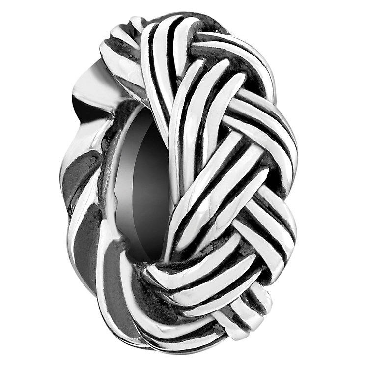 Chamilia Sterling Silver Nautical Rope Bead - Product number 6143067