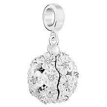 Chamilia Flower Pomander Secret Message Charm - Product number 6143547