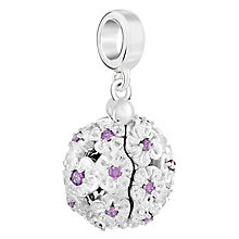 Chamilia Flower Pomander Secret Message Charm - Product number 6143555