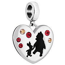 Chamilia Disney Sterling Silver Friends Forever Charm - Product number 6143792