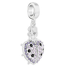 Chamilia Love Bug Secret Message Lady Bug Charm - Product number 6143830