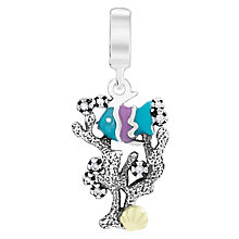 Chamilia Sterling Silver Coral Reef Charm - Product number 6143938