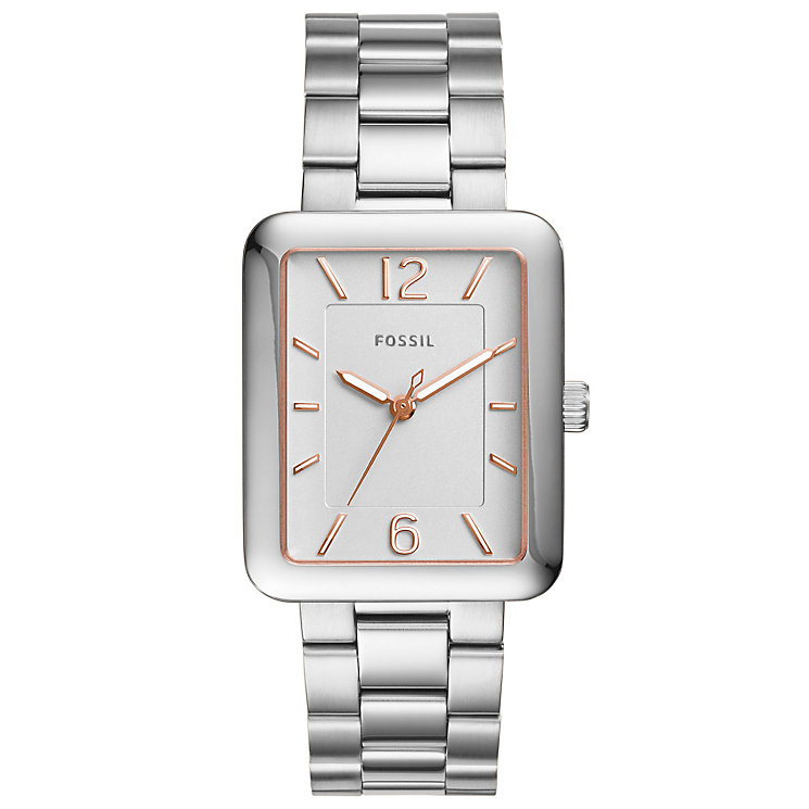 Fossil Ladies' Stainless Steel Bracelet Watch - Product number 6153097