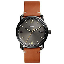 Fossil Men's Ion Plated Strap Watch - Product number 6153178
