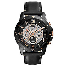 Fossil Grant Men's Ion Plated Strap Watch - Product number 6153208