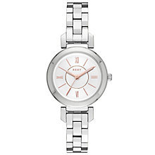 DKNY Ladies' Stainless Steel Bracelet Watch - Product number 6153364