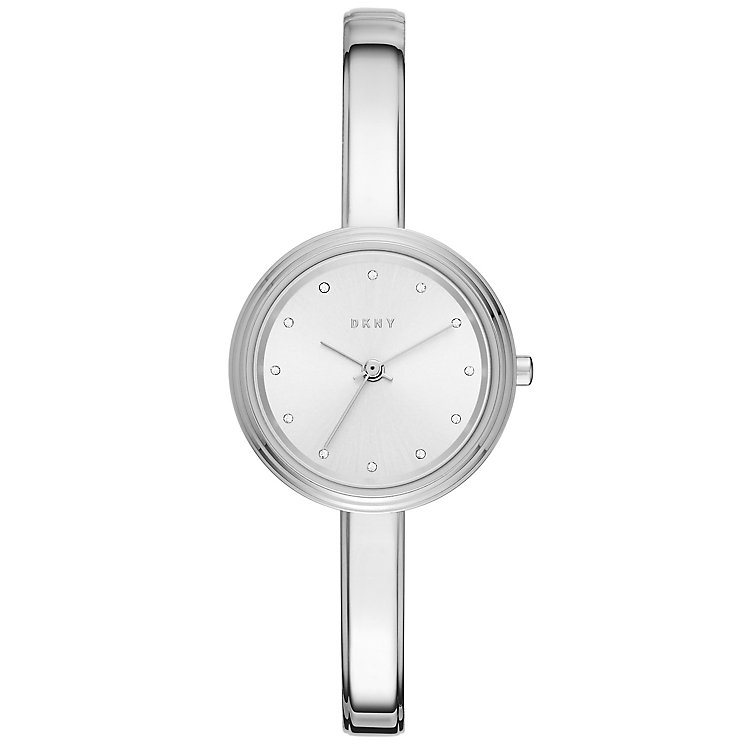 DKNY Ladies' Stainless Steel Bracelet Watch - Product number 6153380