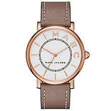 Marc Jacobs Ladies' Rose Gold Tone Strap Watch - Product number 6153593