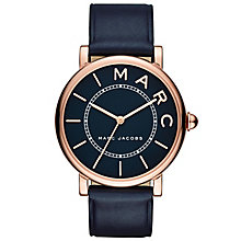 Marc Jacobs Ladies' Rose Gold Tone Strap Watch - Product number 6153607