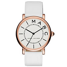 Marc Jacobs Ladies' Rose Gold Tone Strap Watch - Product number 6153615