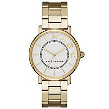 Marc Jacobs Ladies' Gold Tone Bracelet Watch - Product number 6153631