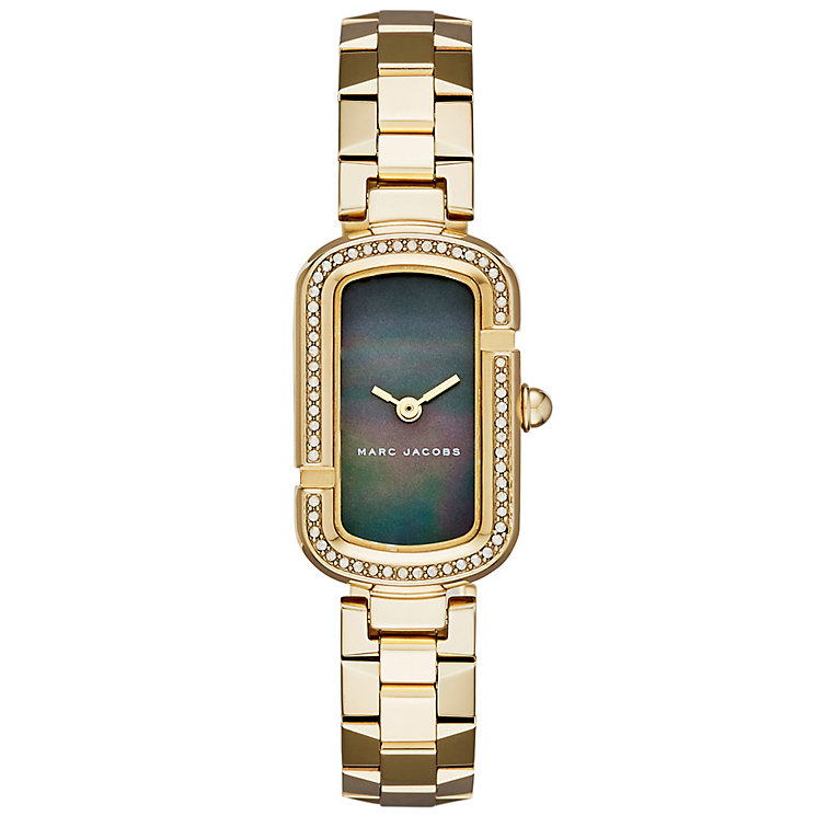 Marc Jacobs Ladies' Gold Tone Bracelet Watch - Product number 6153666