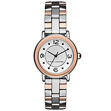Marc Jacobs Ladies' Two Colour Bracelet Watch - Product number 6153674