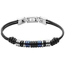 Fossil Men's Leather Bracelet - Product number 6154557