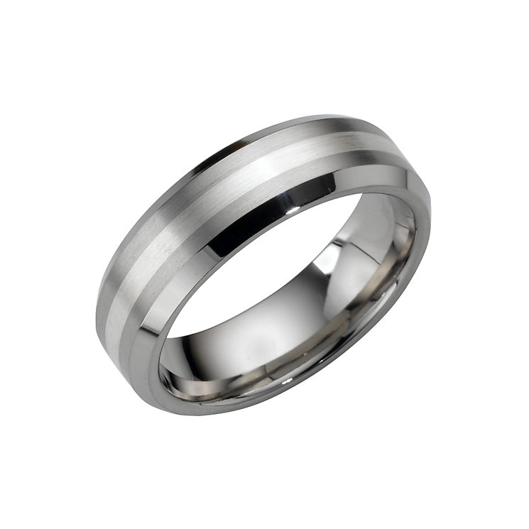 Men's titanium ring - Product number 6162150