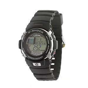 G-Shock Black Strap Watch - Product number 6166555