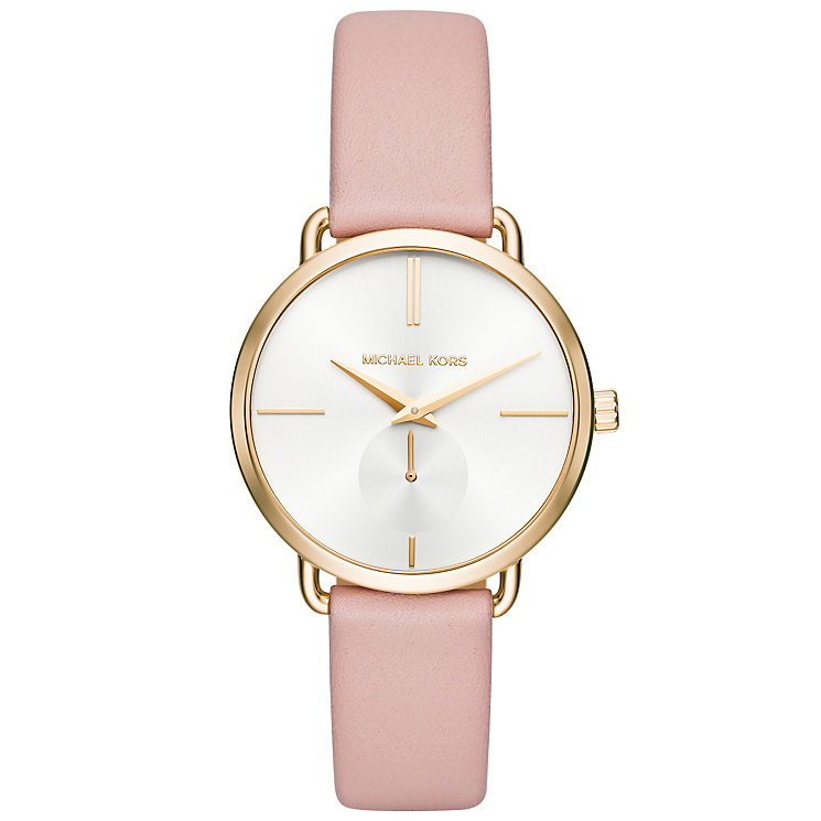 Michael Kors Portia Ladies' Stainless Steel Strap Watch - Product number 6171745