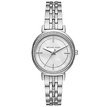 Michael Kors Ladies' Stainless Steel Bracelet Watch - Product number 6171788