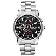 Michael Kors Men's Stainless Steel Bracelet Watch - Product number 6171982