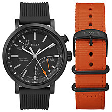 Timex Metropolitan Smartwatch Giftset with Extra Nylon Strap - Product number 6174191