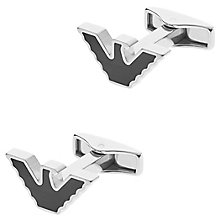Emporio Armani Stainless Steel Cufflinks - Product number 6175287