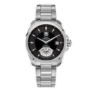 TAG Heuer Grand Carrera Calibre 6 stainless steel watch - Product number 6187498