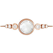Michael Kors Access Varick Rose Gold Tone Activity Tracker - Product number 6188206