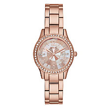 Relic Stacy Ladies' Rose Gold-Plated Bracelet Watch - Product number 6193498