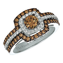 Le Vian 14ct Vanilla Gold 1.23ct Diamond Ring - Product number 6208150
