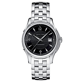 Hamilton Jazzmaster stainless steel bracelet watch - Product number 6209963