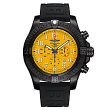 Breitling Avenger Hurricane Men's Ion Plated Strap Watch - Product number 6210864